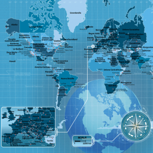 Interface Zero 2.0 - Mappa