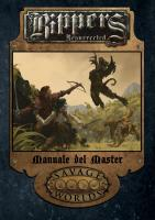 Rippers Resurrected - Manuale del Master (Softcover+PDF)