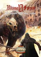 Ultima Forsan - Si Muore Solo Due Volte (Softcover)