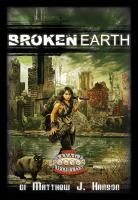 Broken Earth (Softcover+PDF)