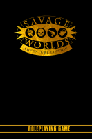Savage Worlds - Adventure Edition (HardCover)