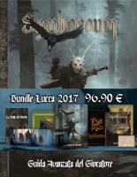 Symbaroum Lucca 2017 Bundle