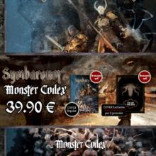 Arriva il Monster Codex, e ora son mostri amari!