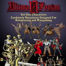 Ultima Forsan Paper Minis